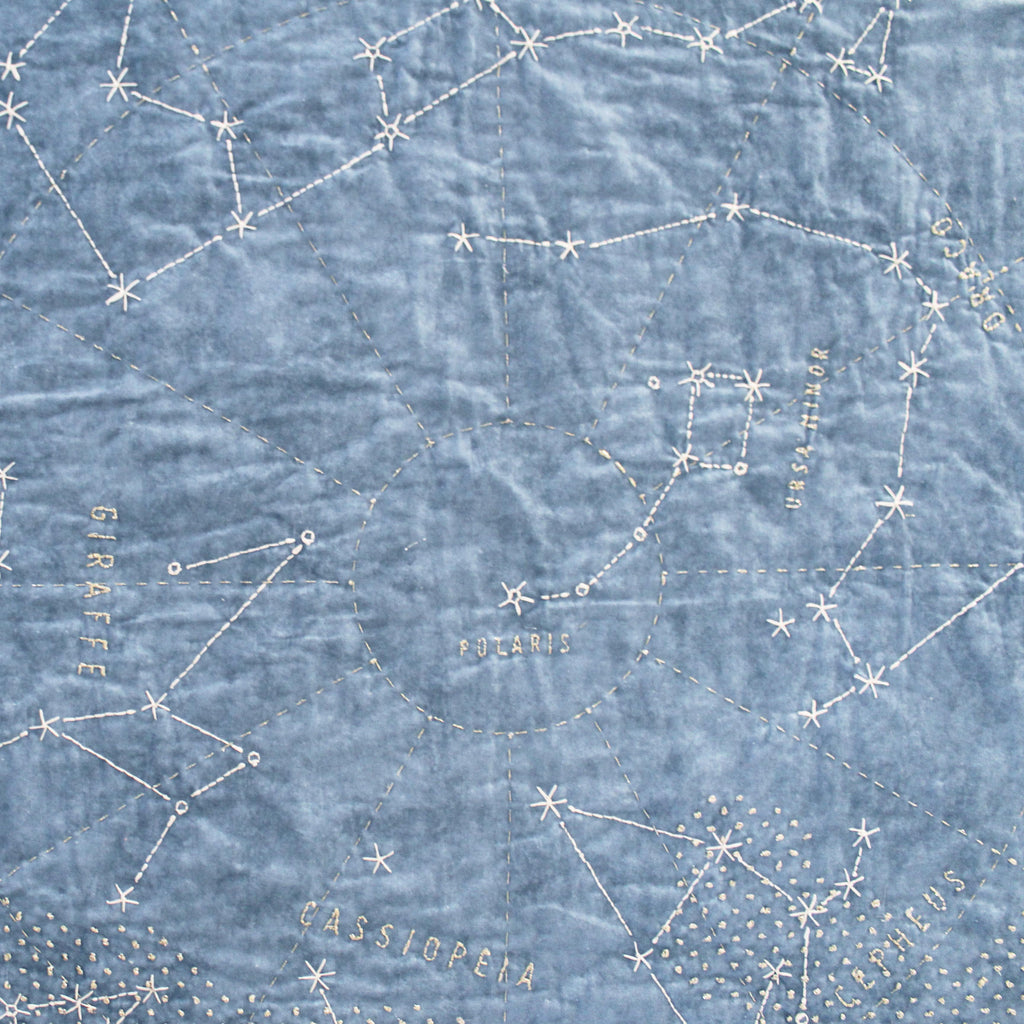 Quilting For Beginners: DIY Constellation Quilt Tips & Tricks Featured Image