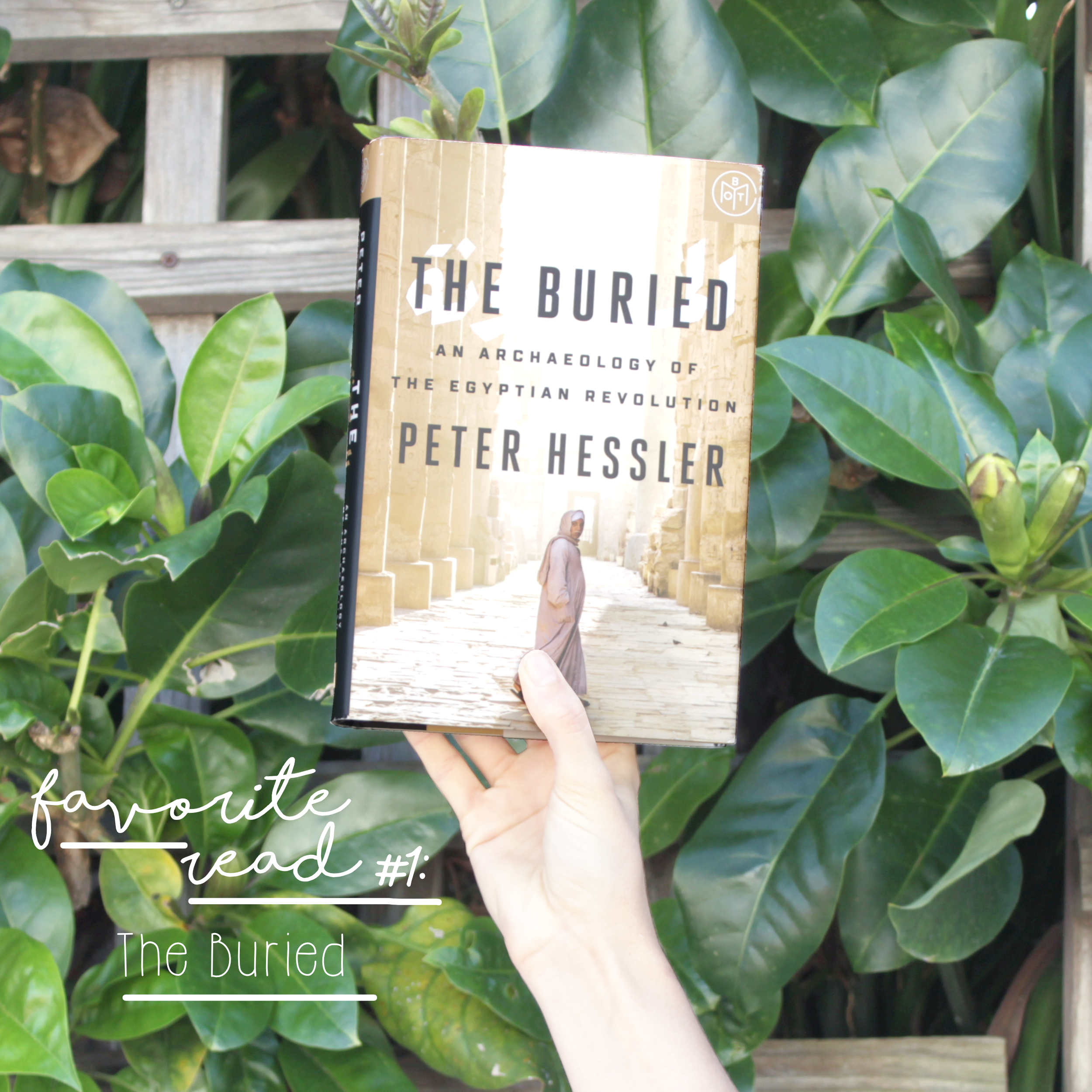 """Favorite Sewing Projects & Reads: """"The Buried"""""""