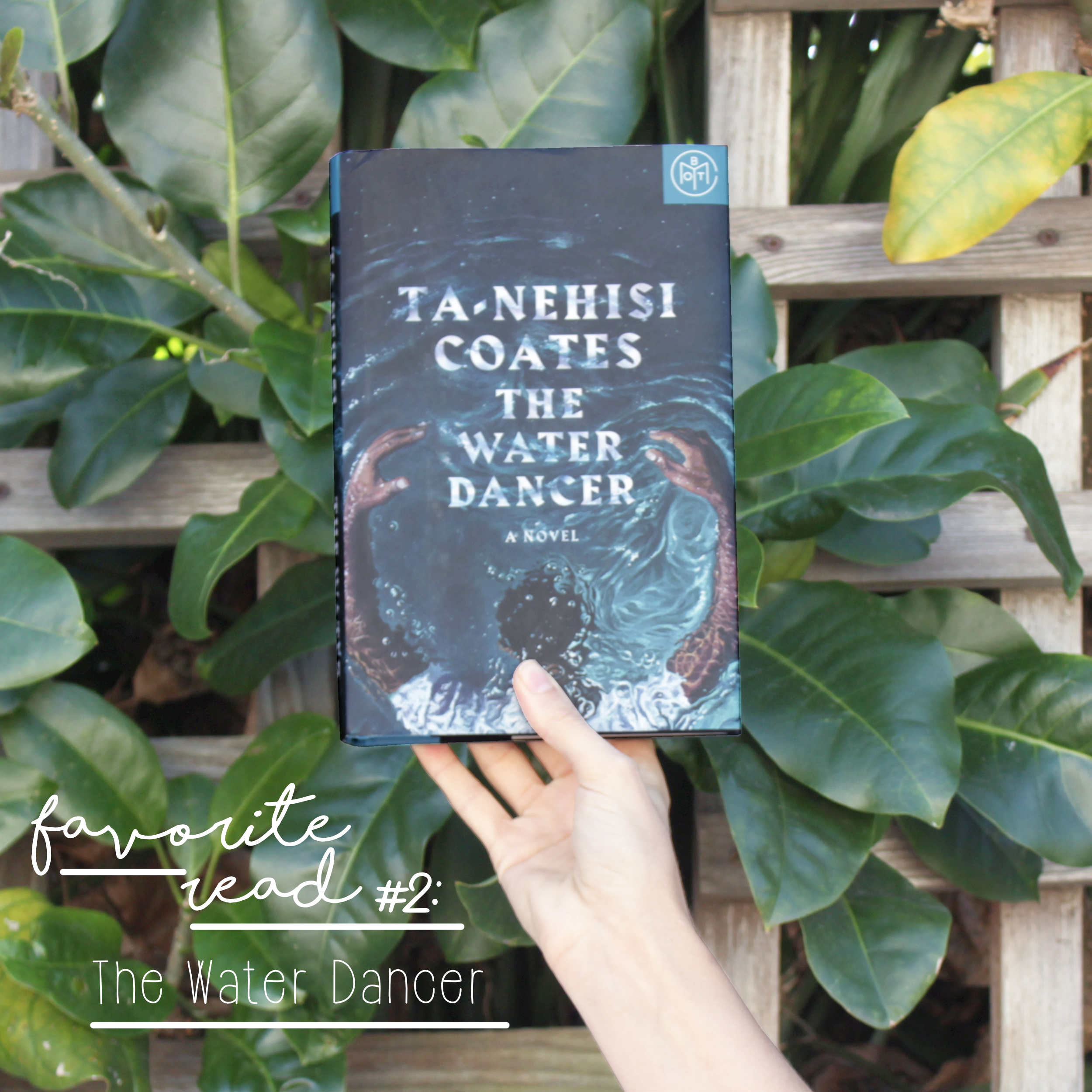 """Favorite Sewing Projects & Reads: """"The Water Dancer"""""""