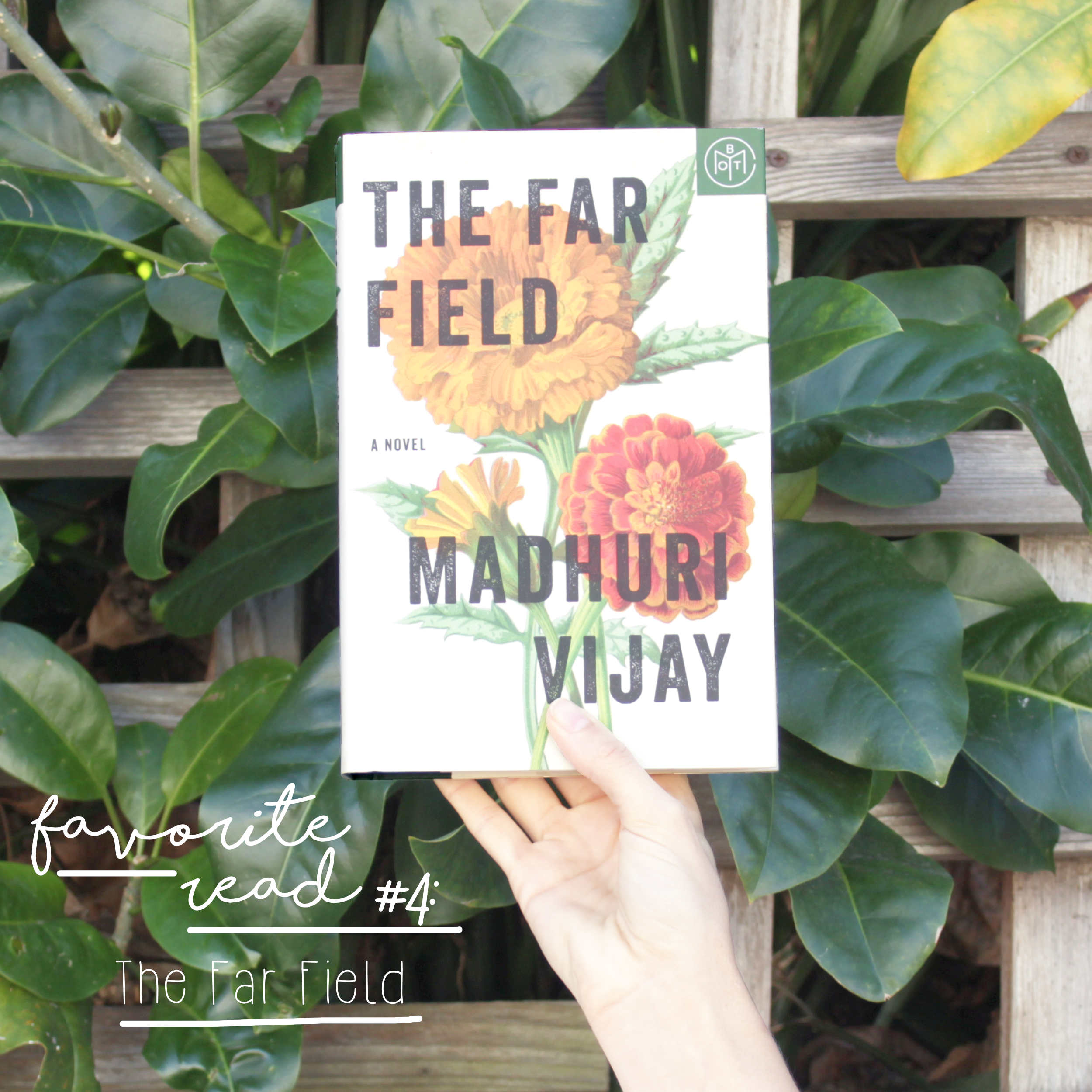 """Favorite Sewing Projects & Reads: """"The Far Field"""""""