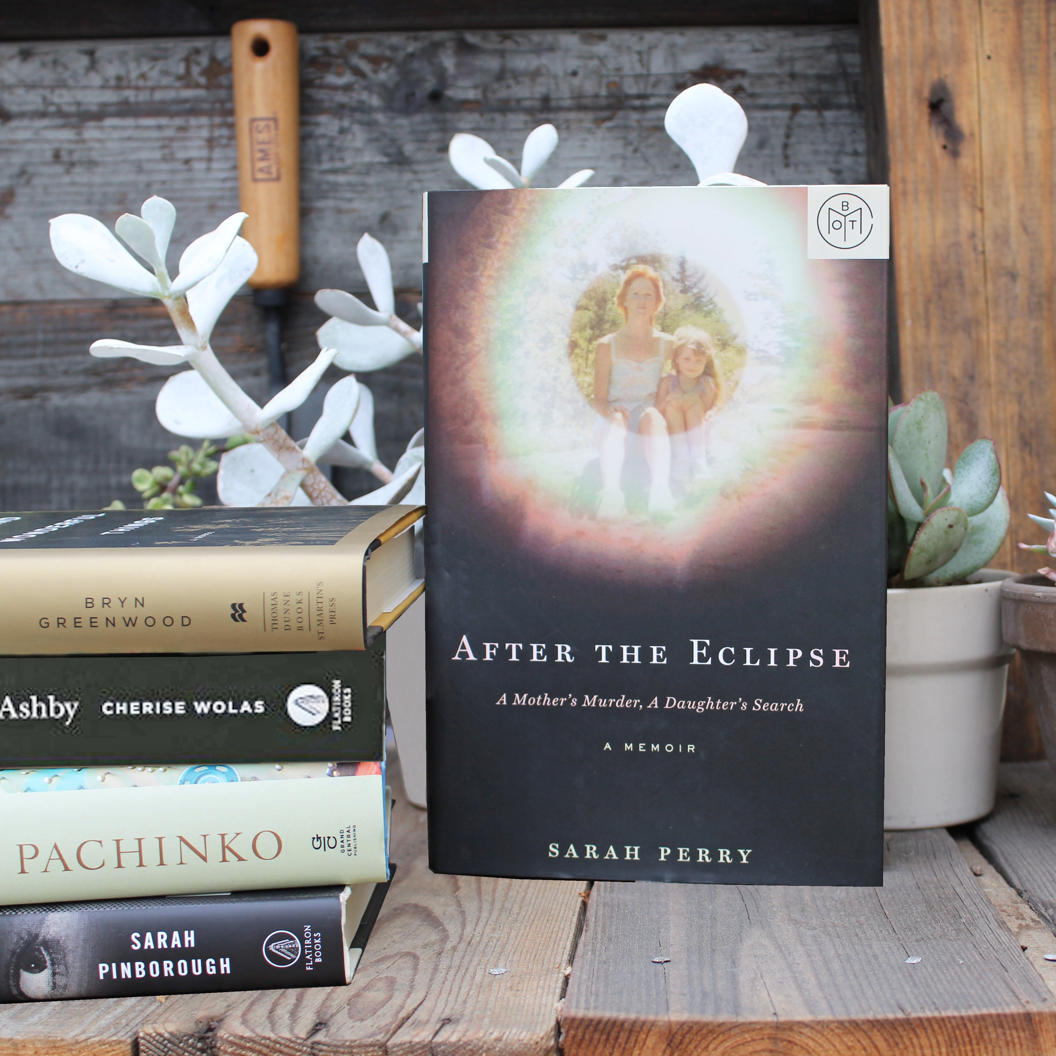"Favorite reads of the year: ""After the Eclipse: A Mother's Murder, A Daughter's Search"""