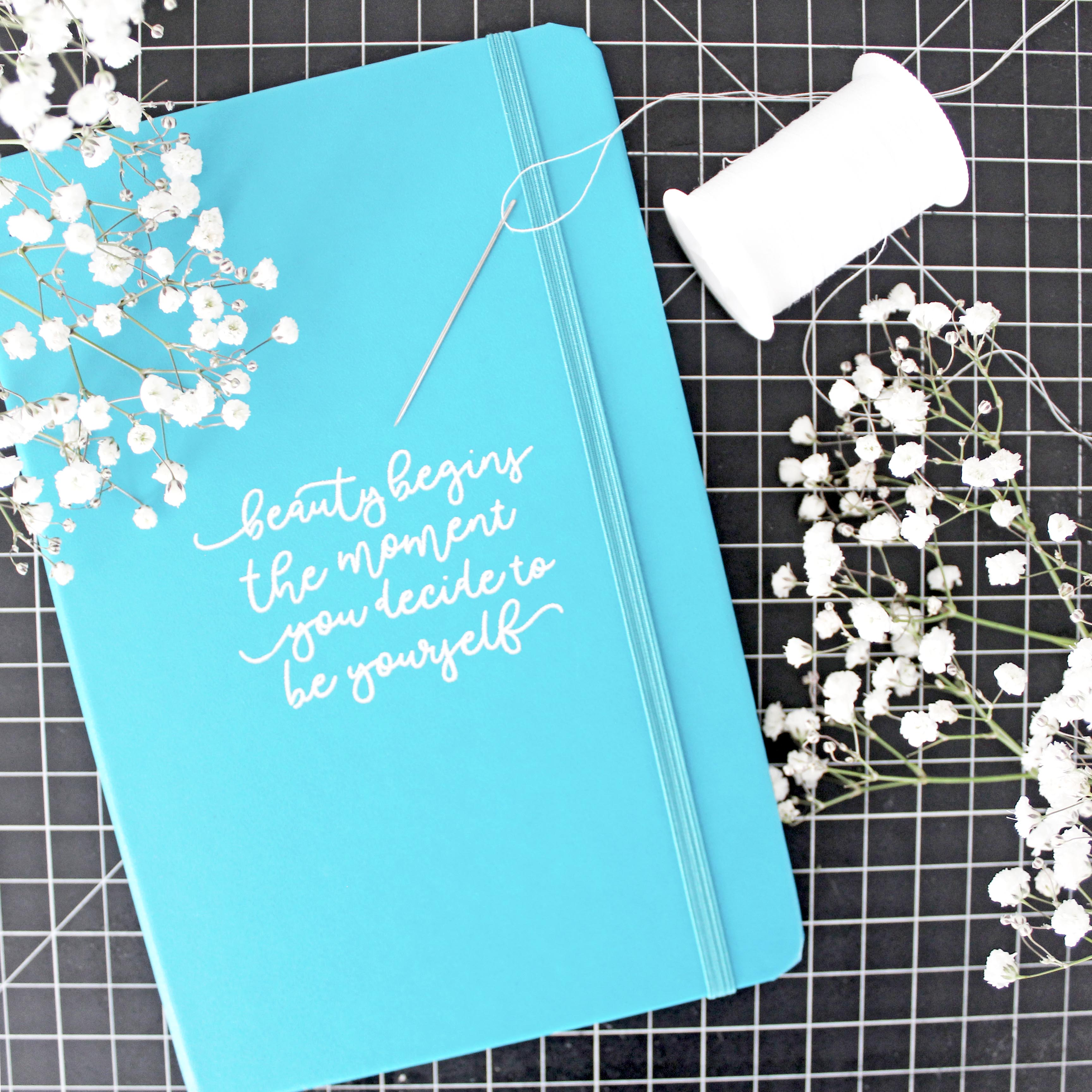Repair Your Own Clothes Journal Hand Sewing