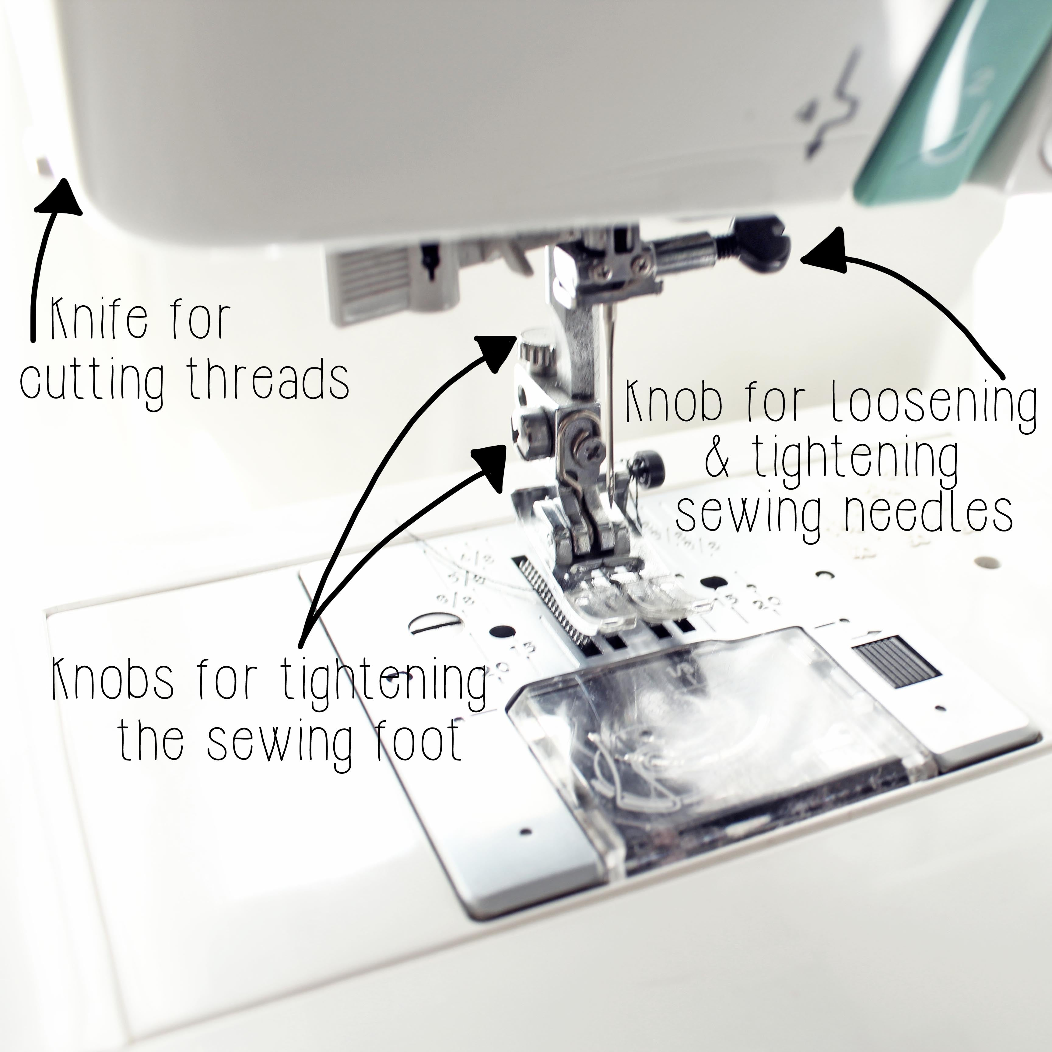Sewing Machine Review Needle