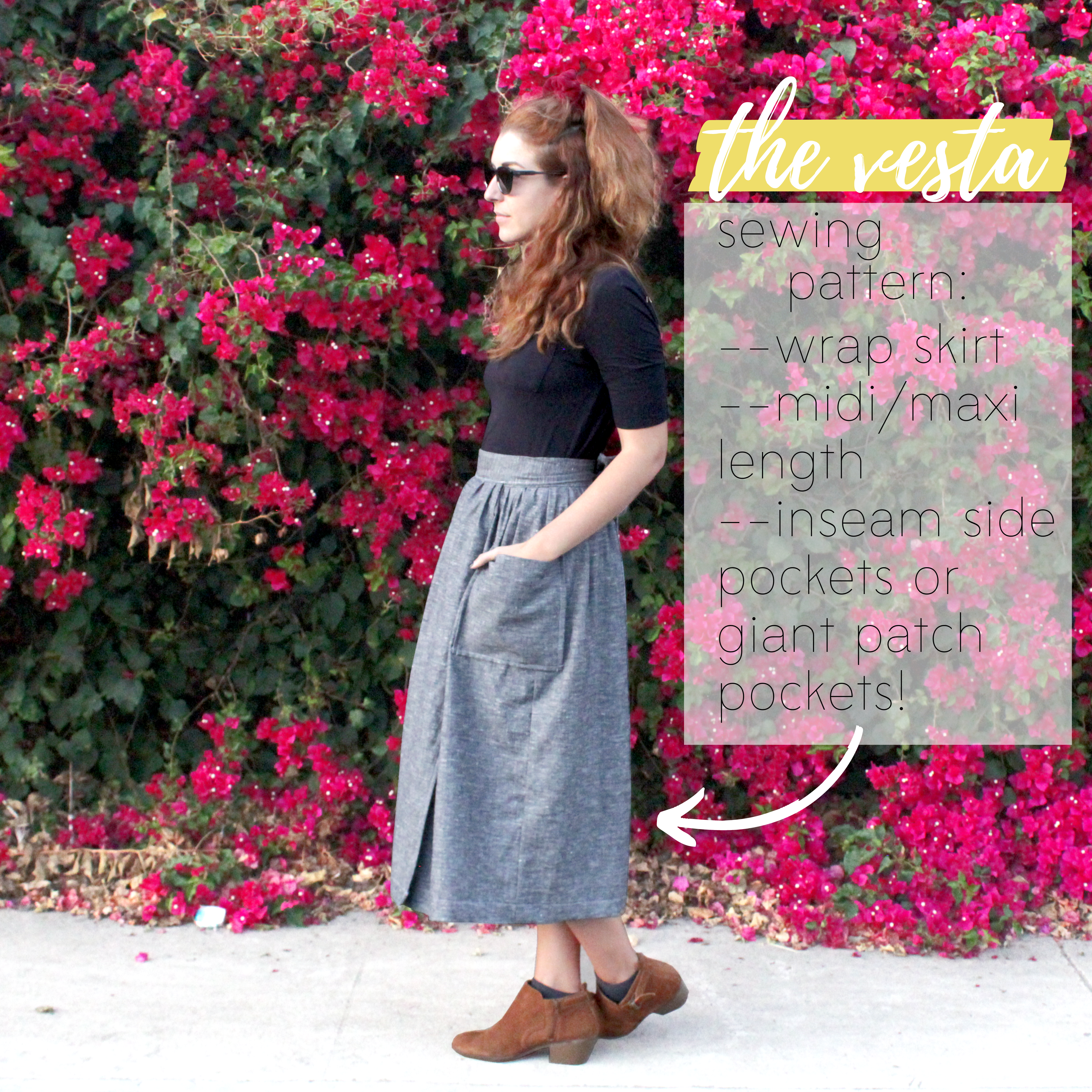 How To Sew Your Own Clothes Sewing Pattern Intro: The Vesta Sewing Pattern