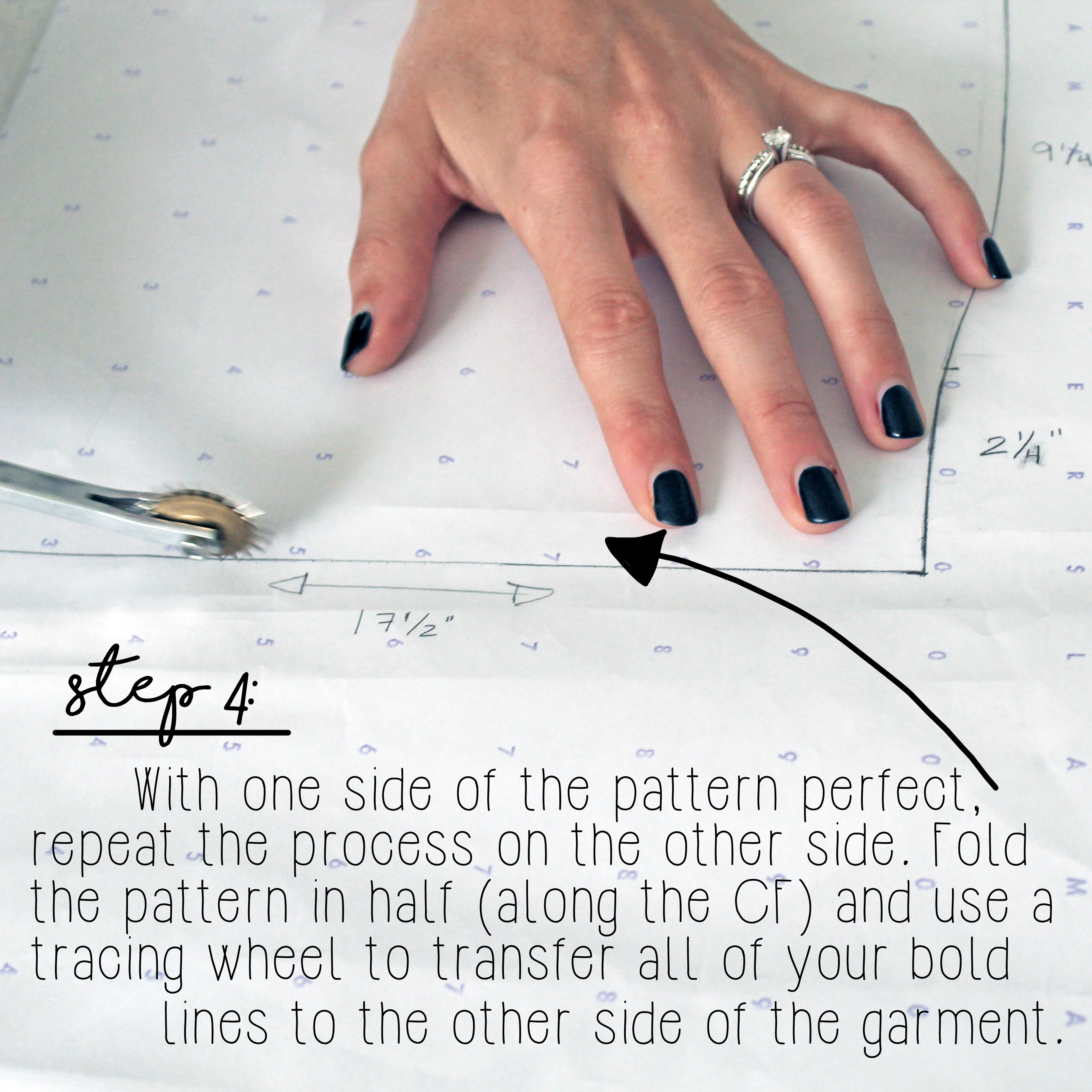 The Alice Knit Sewing Tutorial Step 4