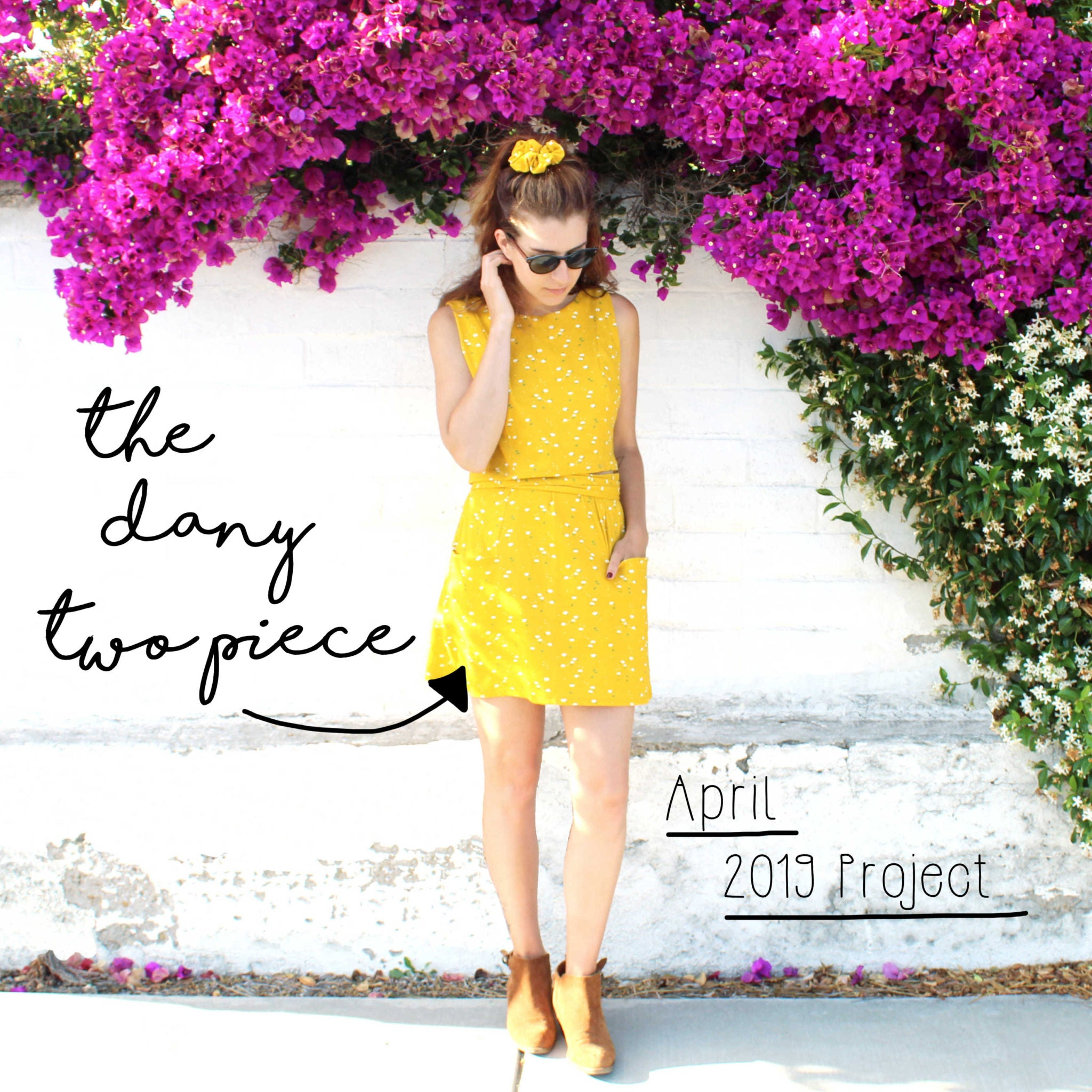 The Flora Modiste Easy Sewing Projects Introduction: The Dany Two Piece