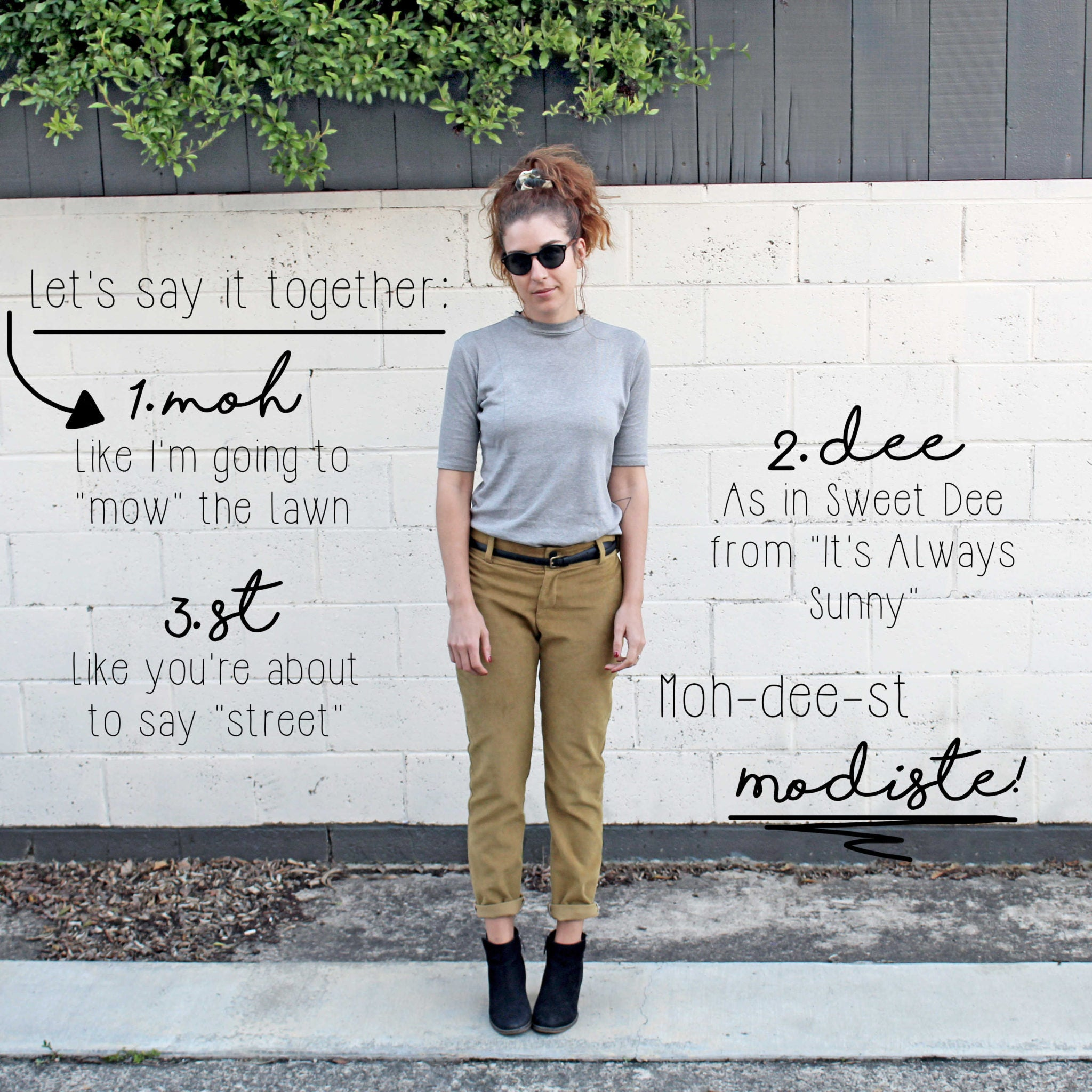 Learn How To Sew Your Own Clothes: The Stone Trouser Sewing Project
