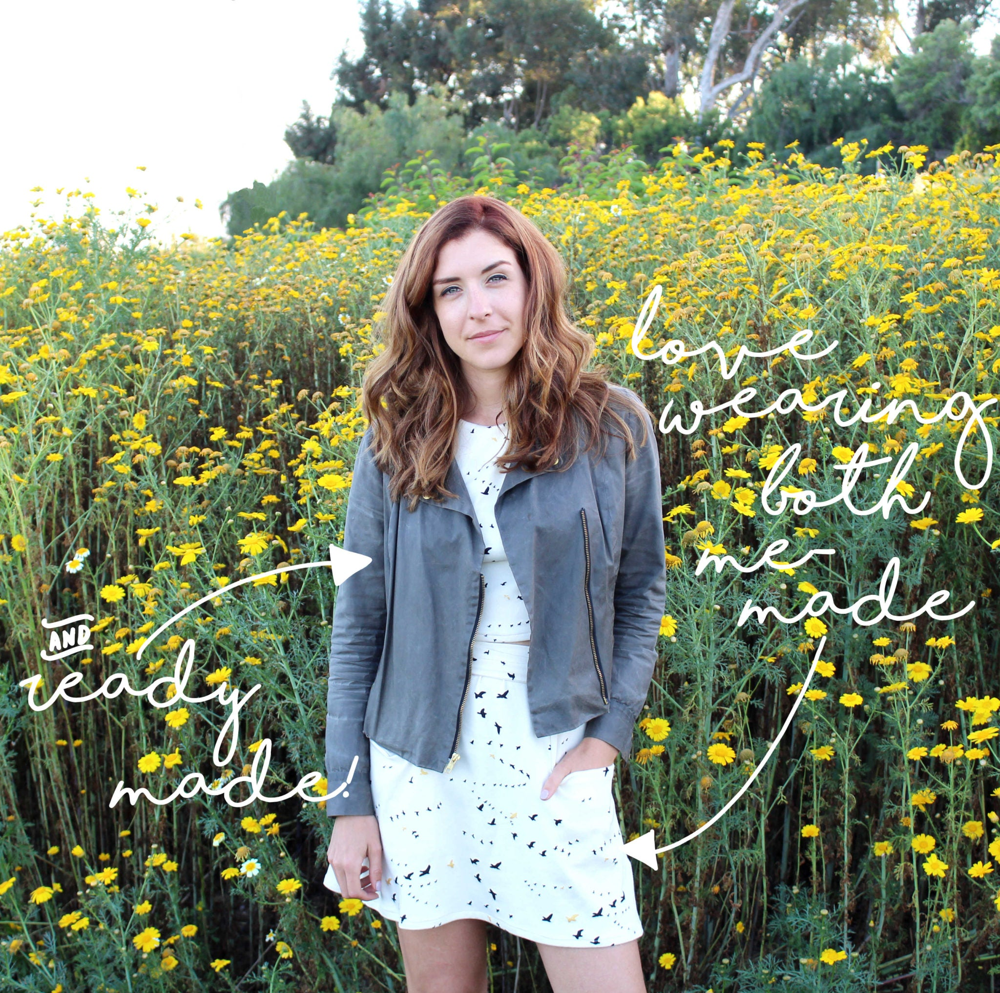 Welcome To The Flora Modiste, A Creative Sewing Blog: Both Me Made & Ready Made