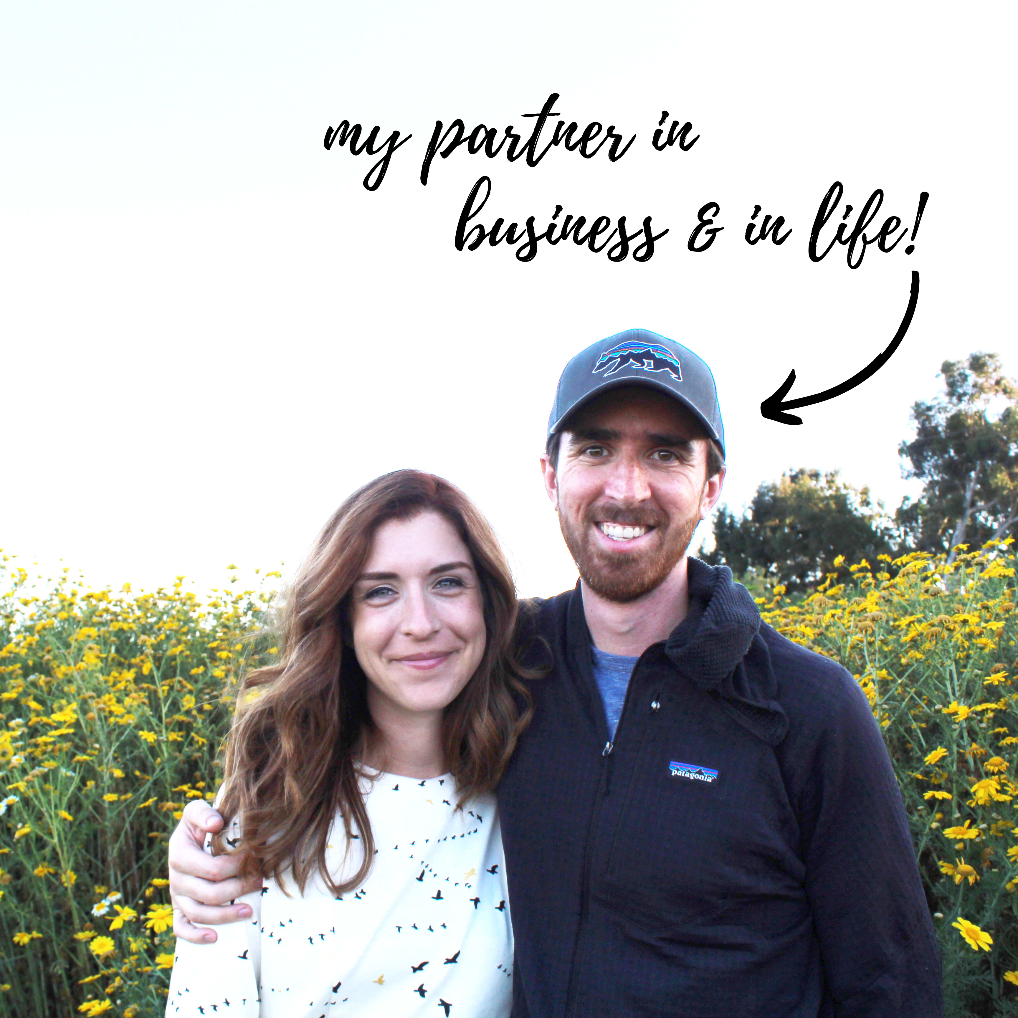 Welcome to The Flora Modiste: Introducing my partner in business & in life