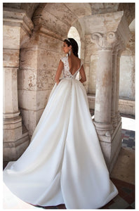 Bride Dresses With Pocket