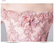 Load image into Gallery viewer, Romantic Flower Girl Dress