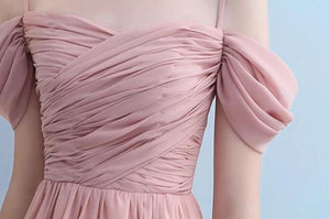 Criss-Cross Dress For Bridesmaid