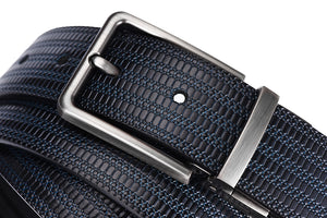 Genuine Leather Strap Double Sided Belt