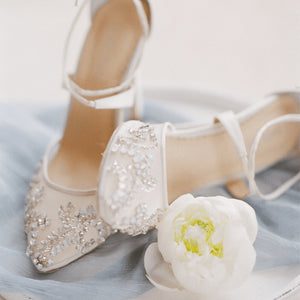 Sweet Style Bridal Shoes