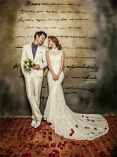 Load image into Gallery viewer, Exquisite Lace Mermaid Wedding Dress