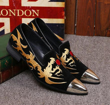 Load image into Gallery viewer, Cowhide High Quality Shoes