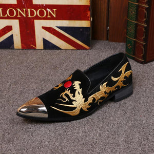 Cowhide High Quality Shoes