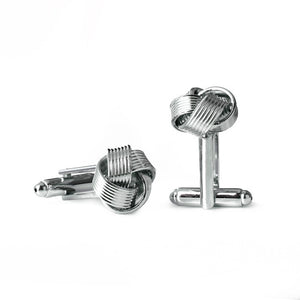 Knot Cuff-links for Men