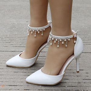 Woman Fringed Shoes