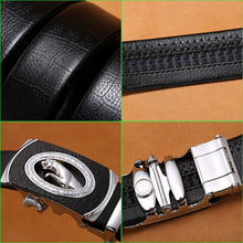 Load image into Gallery viewer, Cowskin High Quality Male Belt