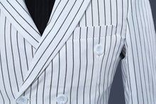 Load image into Gallery viewer, Stripe Gentle Suit
