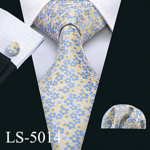 Floral Ties For Men