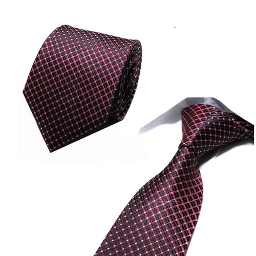 Plaid Men's Ties