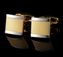 Load image into Gallery viewer, Luxury Male Cuff Links