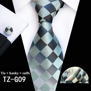 Plain Floral  Men's Tie