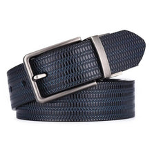 Load image into Gallery viewer, Genuine Leather Strap Double Sided Belt