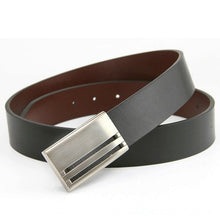 Load image into Gallery viewer, Cowhide Genuine Leather Belt
