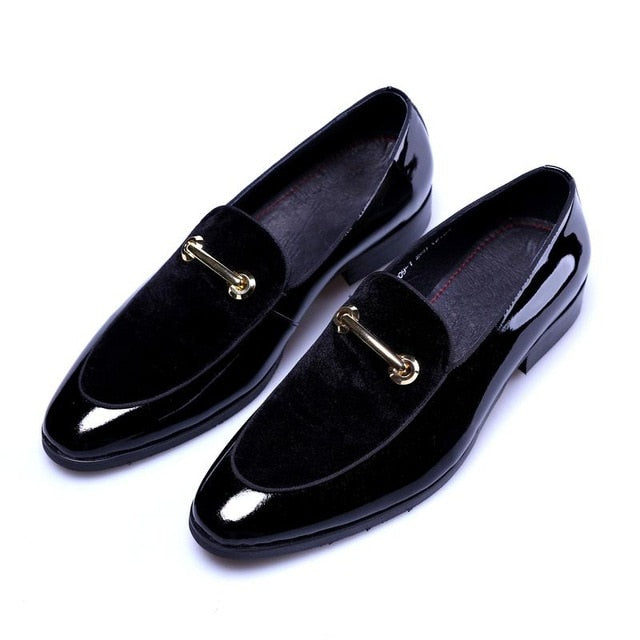 Luxury Fashion Groom Shoes