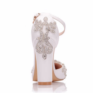 Sweet Luxury Wedges Shoes