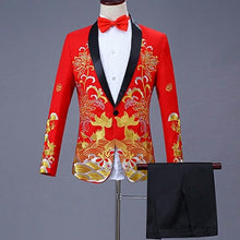 Load image into Gallery viewer, Ceremonial Embroidered Suit