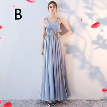 Load image into Gallery viewer, Criss-Cross Dress For Bridesmaid