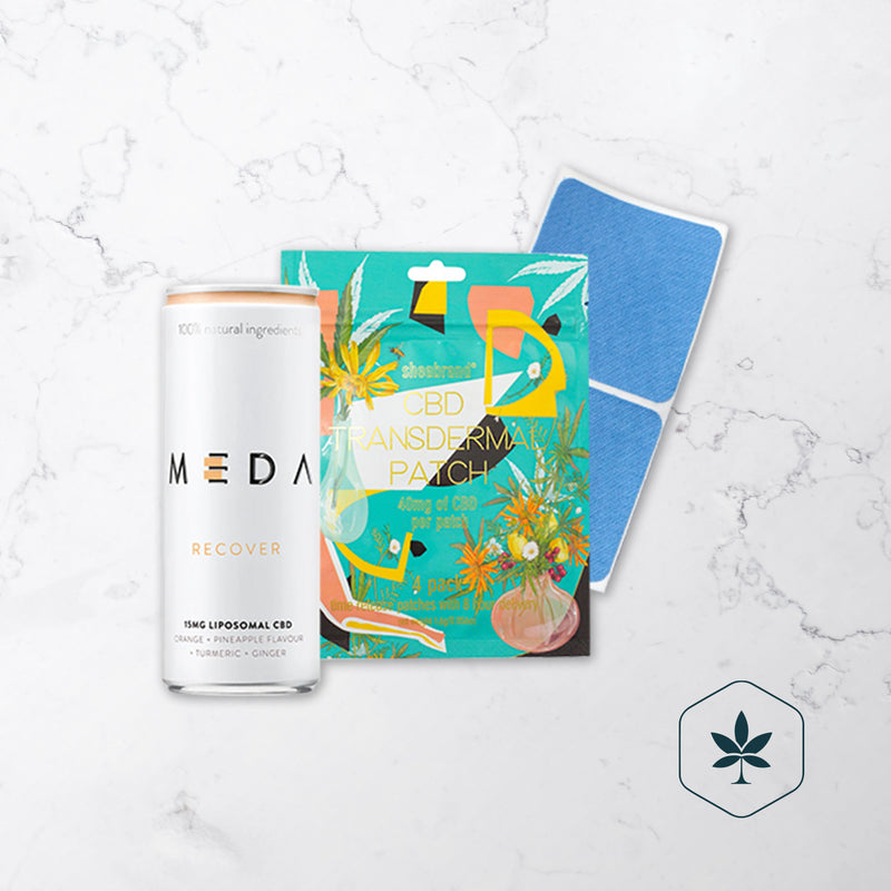 CBD Yoga Kit