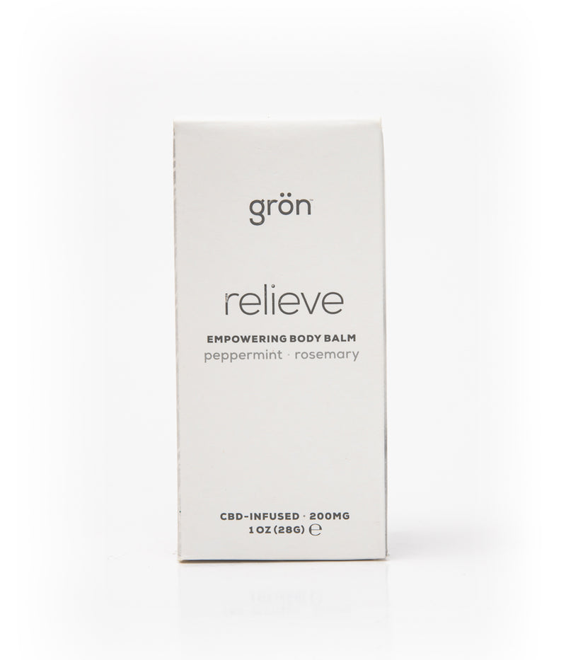Relieve: Empowering Body Balm (200mg)