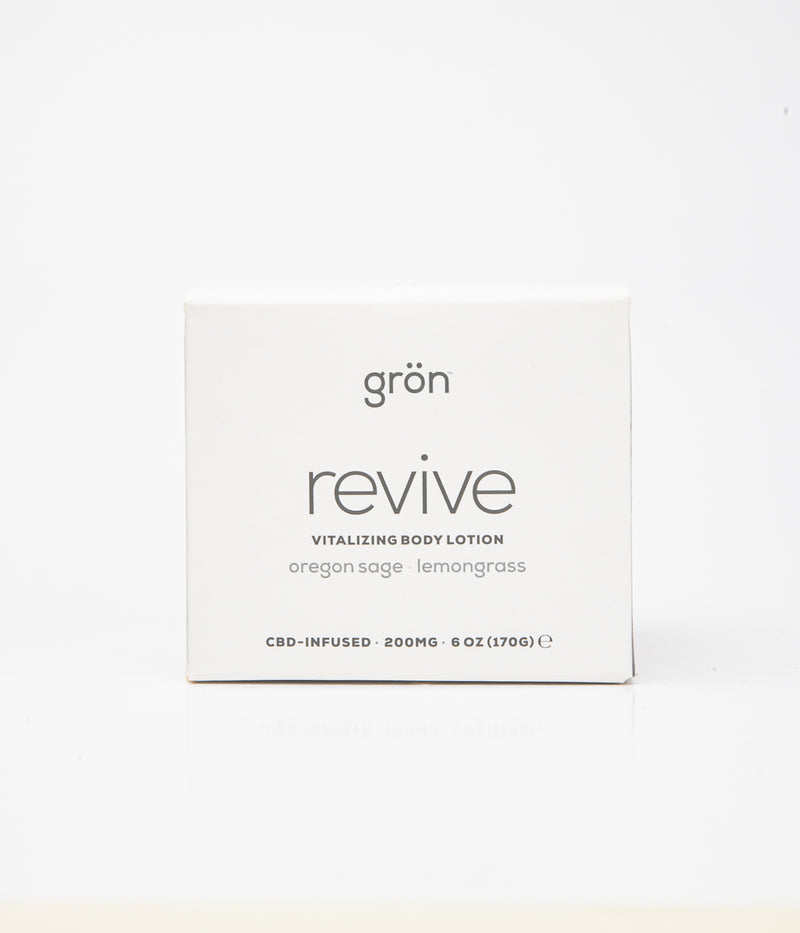 Revive: Vitalizing Body Lotion (200mg)