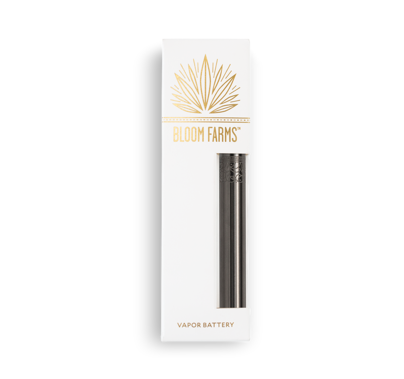Gunmetal - CBD Highlighter™ Vapor Battery