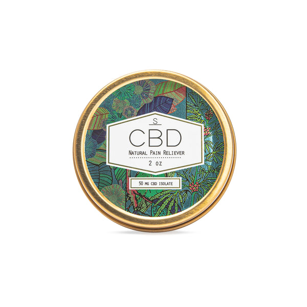 Natural Pain Reliever Balm (50mg)
