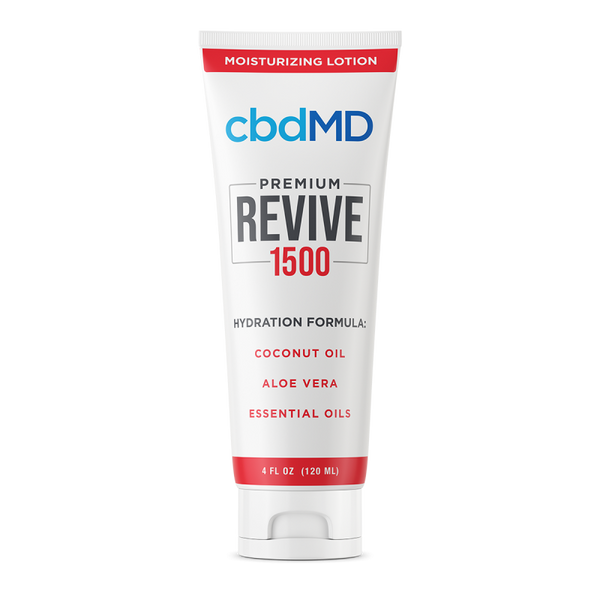 CBD Revive Squeeze 1500MG (120ML)