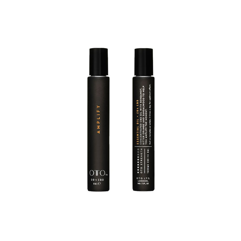 Amplify 20% CBD Oil Roll-On (1600mg)