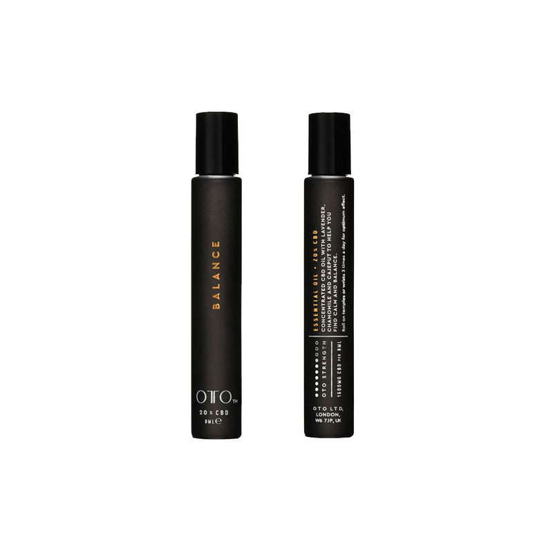 Balance 20% CBD Oil Roll-On (1600mg)