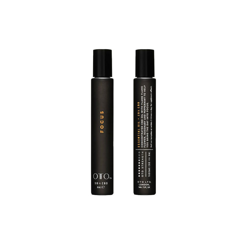 Focus 20% CBD Oil Roll-On (1600mg)