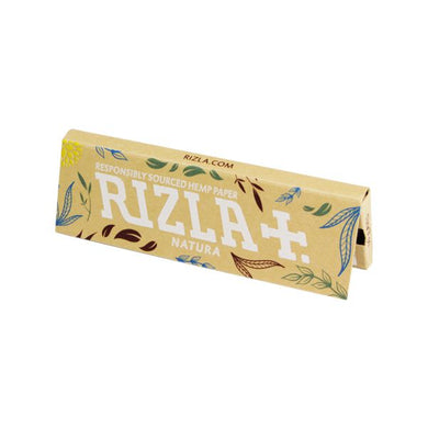Rizla Natura Regular Organic Hemp Rolling Papers - Zootalicious