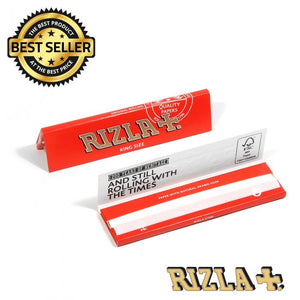 Rizla Red King Size Rolling Papers - Zootalicious