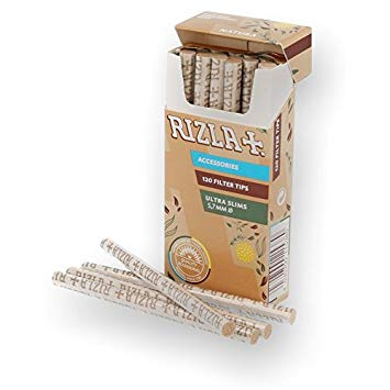 Rizla Natura Ultra Slim Filter Tips - Zootalicious