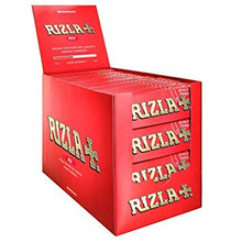 Load image into Gallery viewer, Rizla Red Regular Rolling Papers - Zootalicious