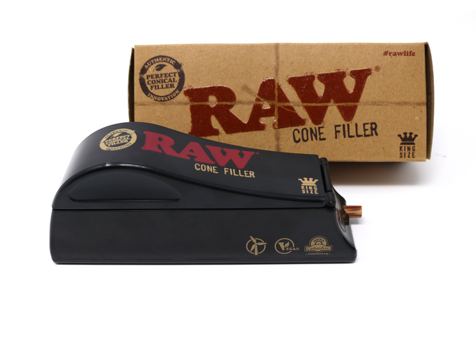 RAW Cone Filler Shooter For King Size Pre-Rolled Cones - Zootalicious