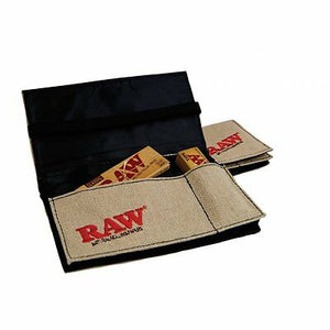 RAW Smokers Wallet Rolling Paper Pouch King Size Version - Zootalicious